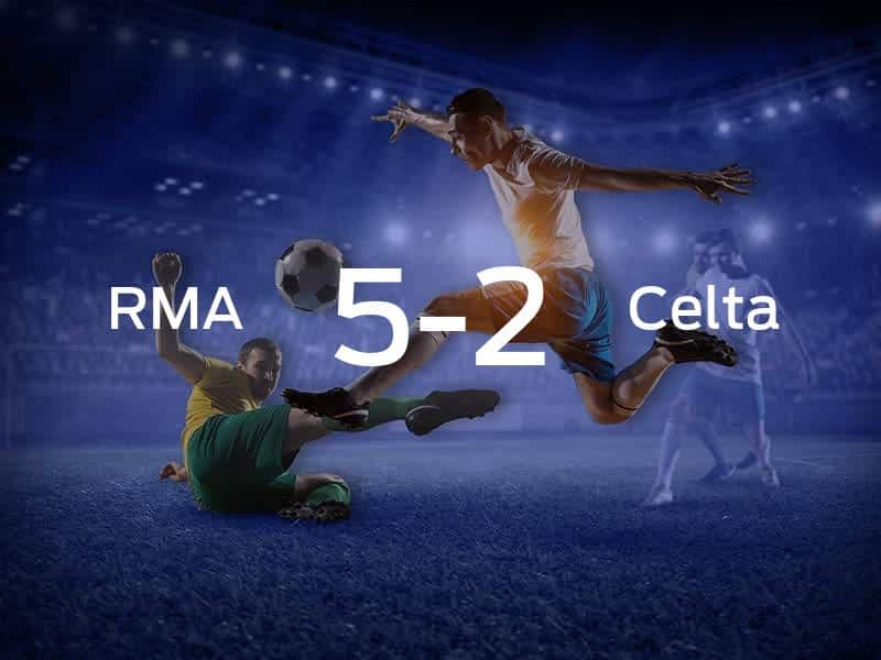 R Madrid vs. Celta Vigo