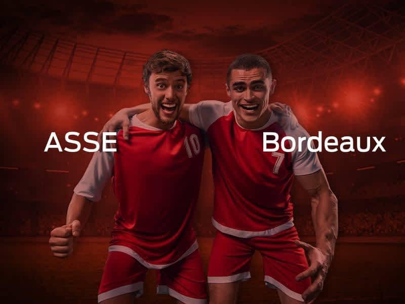Saint-Étienne vs. Bordeaux