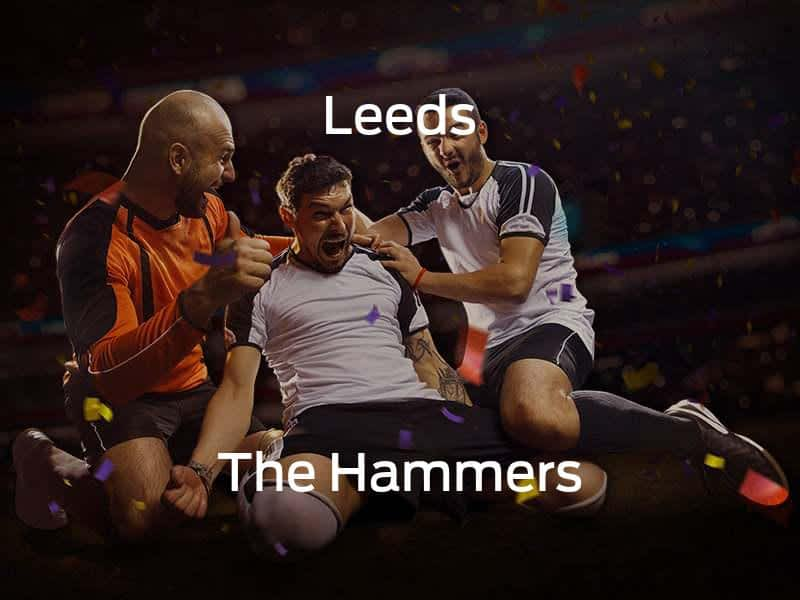 Leeds United vs. West Ham United
