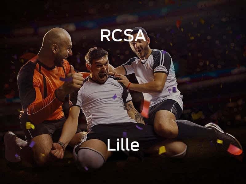 RC Strasburg vs. Lille