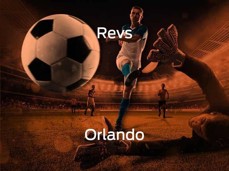 New England Revolution vs. Orlando City