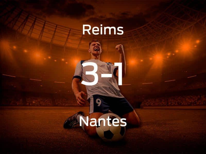 Reims vs. Nantes