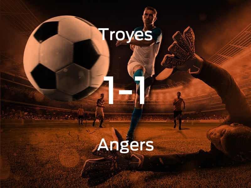 Troyes vs. Angers SCO