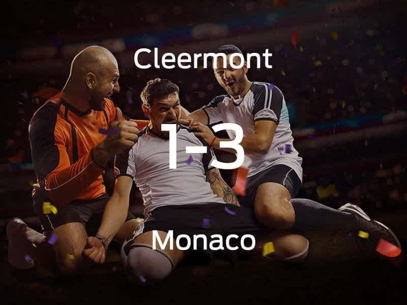 Clermont Foot vs. AS Mónaco