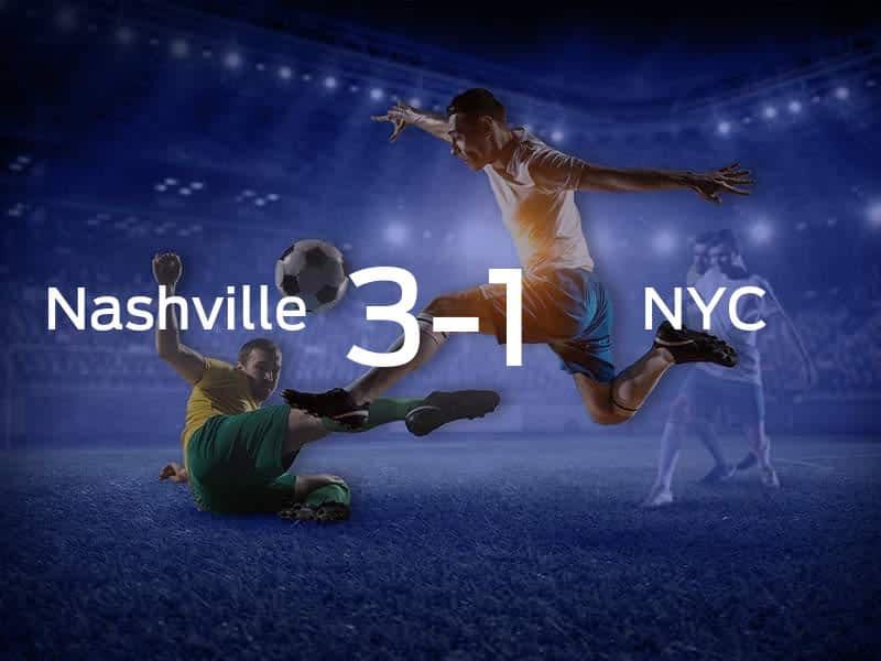 Nashville SC vs. New York