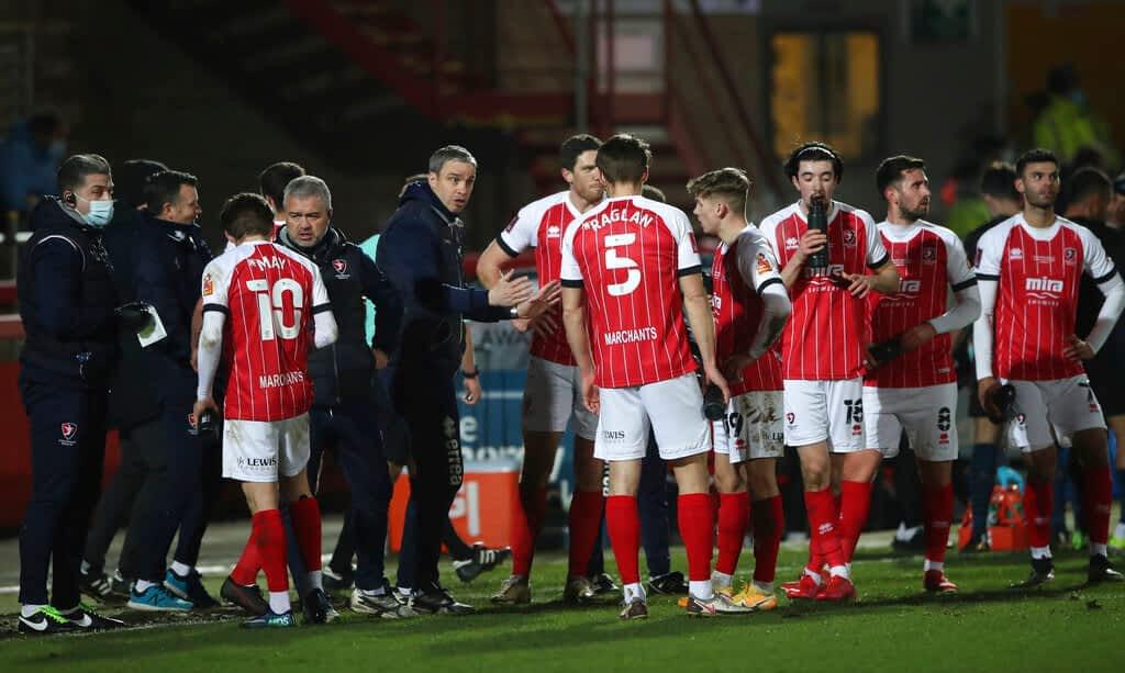 Cheltenham Town 1-0 Accrington Stanley