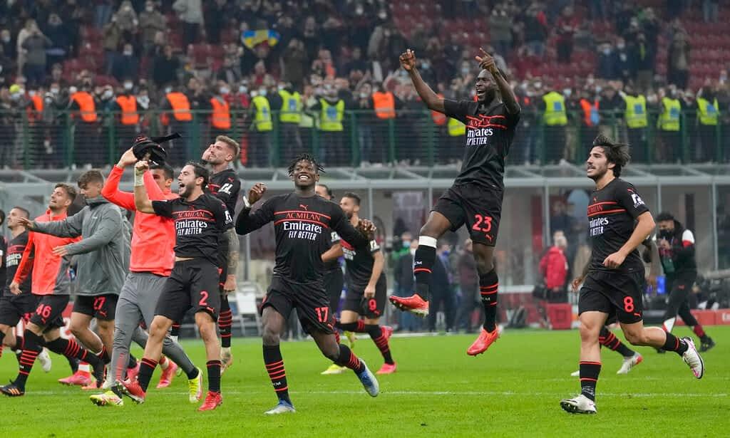 AC Milan 3-2 Hellas Verona
