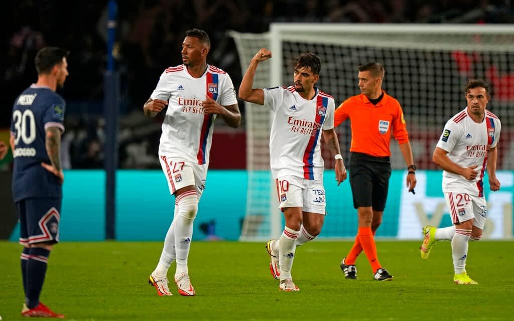 Lyon vs. Troyes