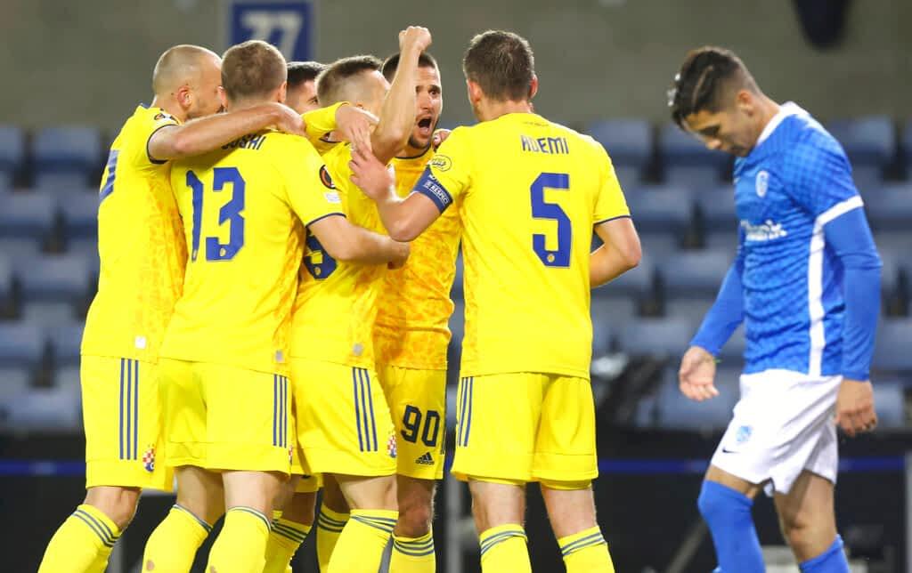 Genk vs. Dinamo Zagreb