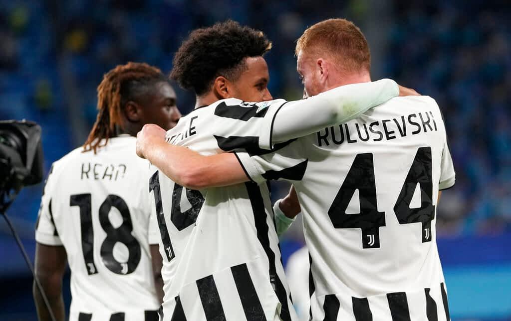 Zenit St. Petersburg 0-1 Juventus