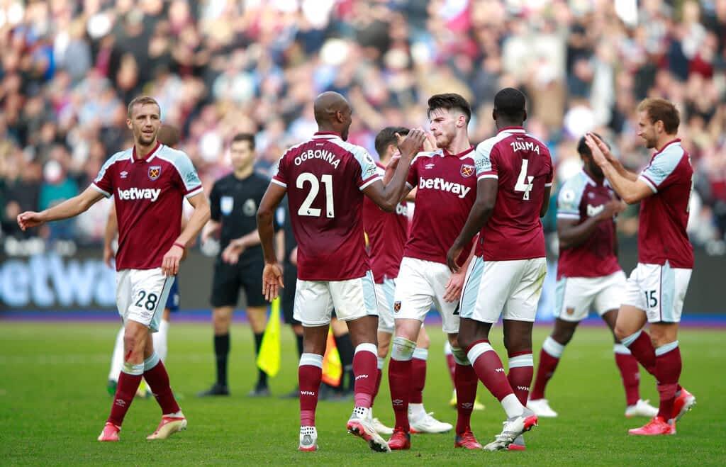 West Ham United vs. Tottenham Hotspur