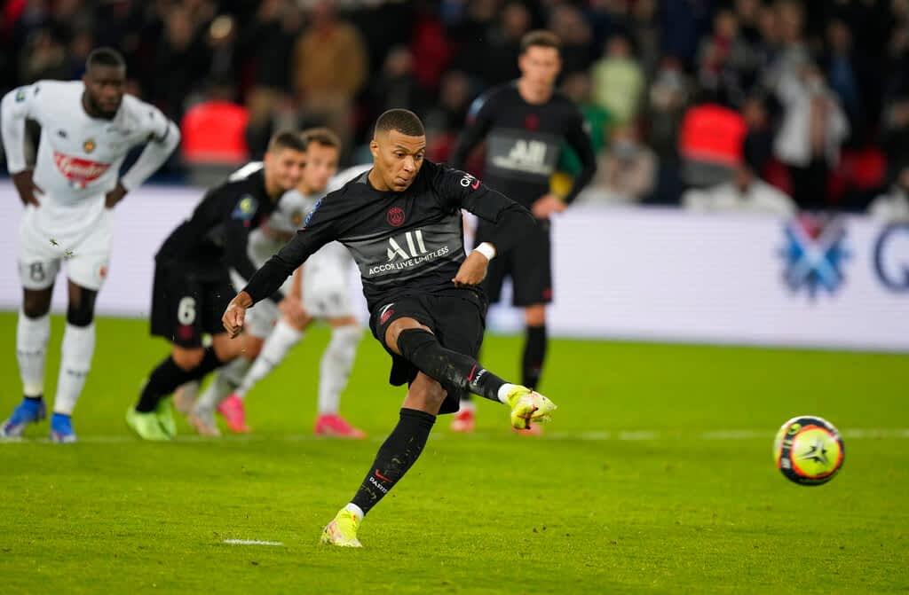 Paris Saint-Germain vs. Angers SCO