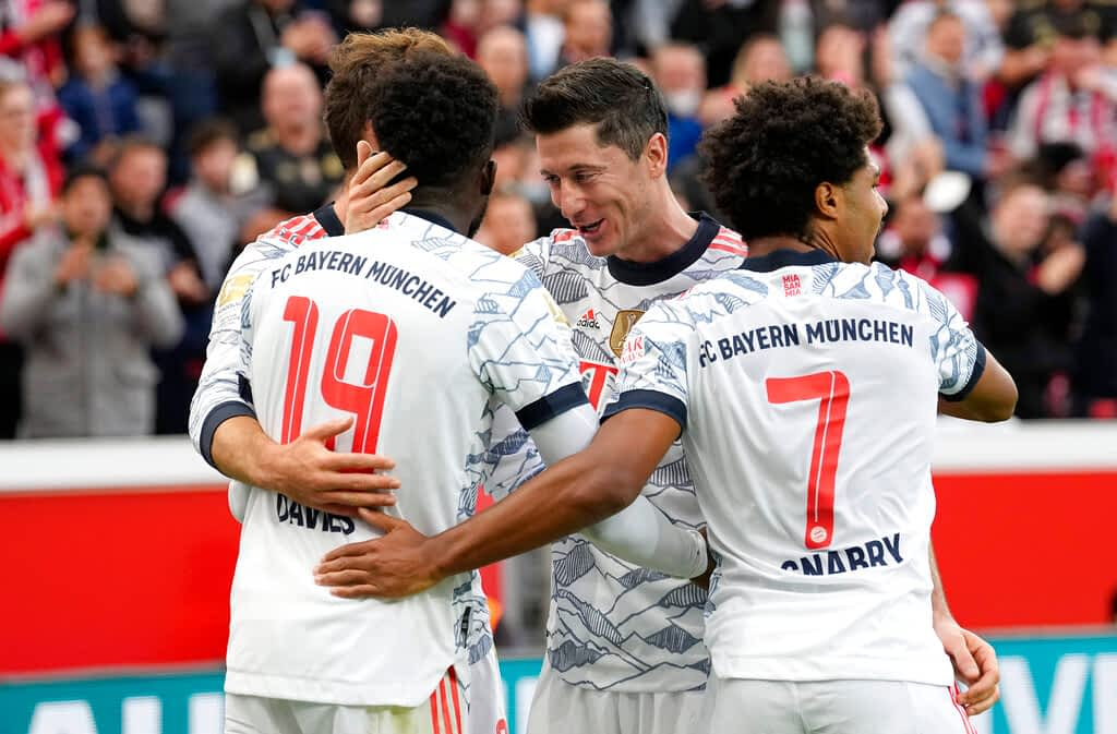 Bayer 1 – Bayern 5