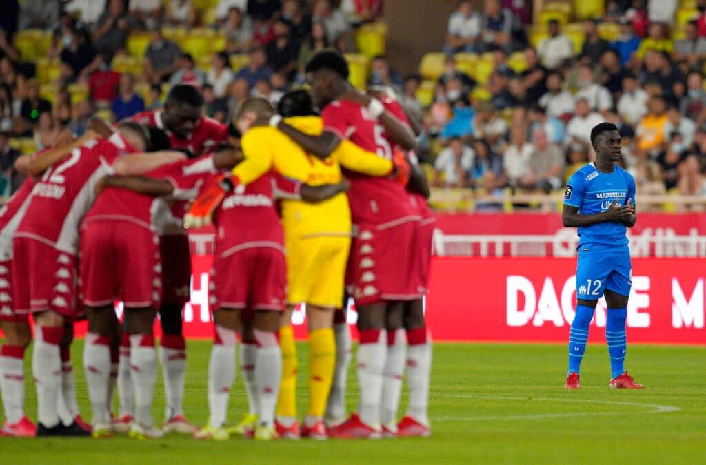 Lyon vs. AS Mónaco