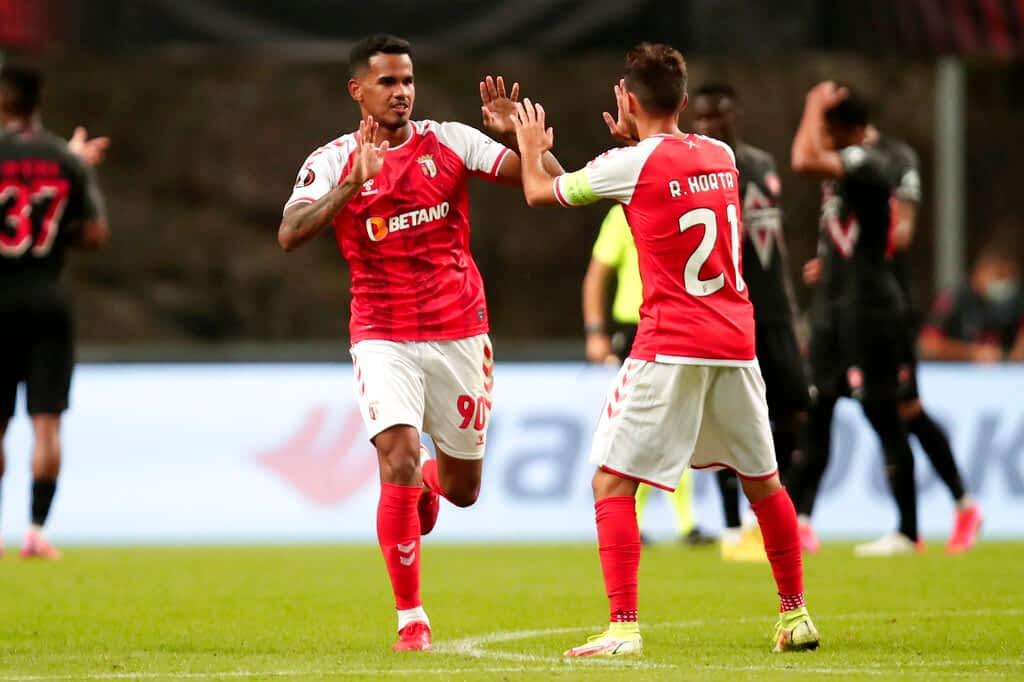 Sporting Braga vs. FC Midtjylland