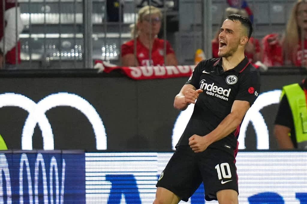 Royal Antwerp vs. Eintracht Frankfurt