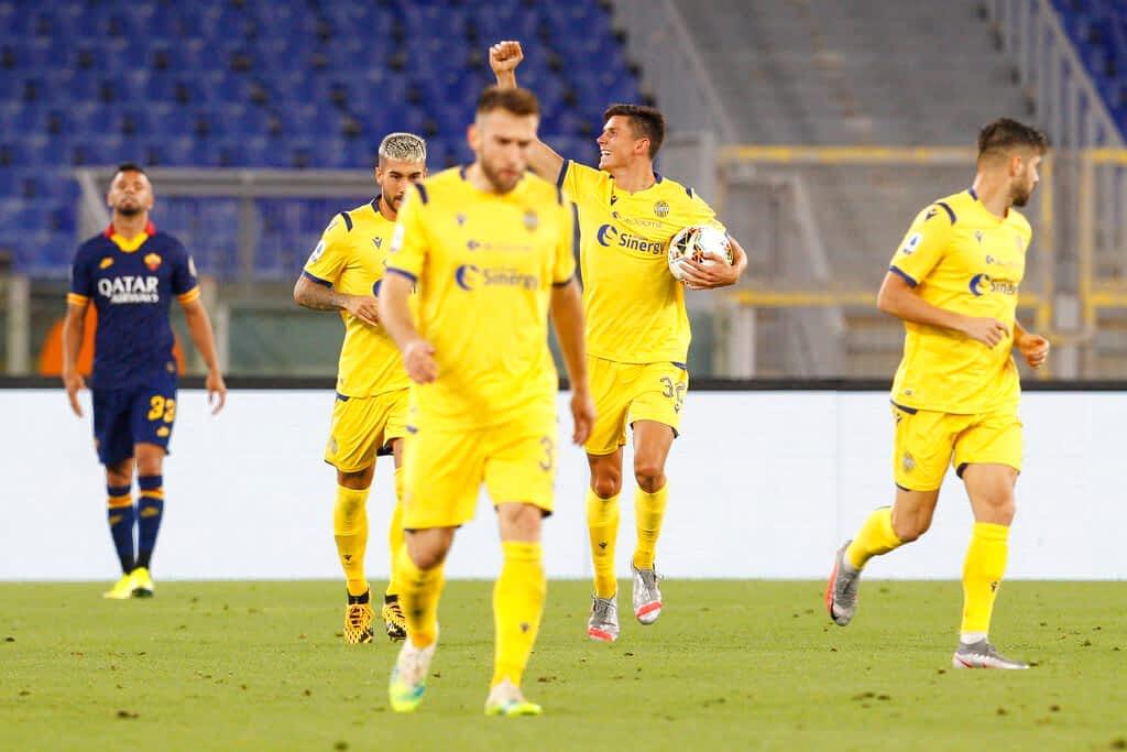 Salernitana vs. Hellas Verona