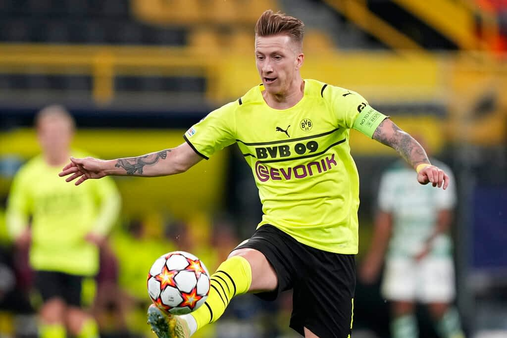 Borussia Dortmund 1-0 Sporting CP