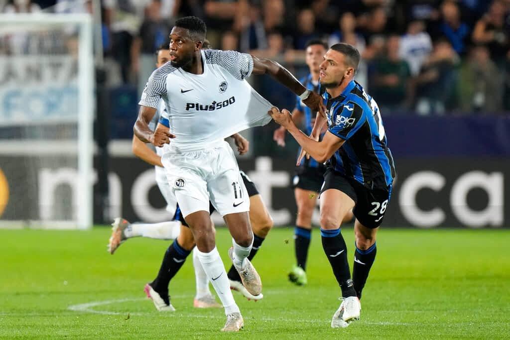 Atalanta 1-0 Young Boys