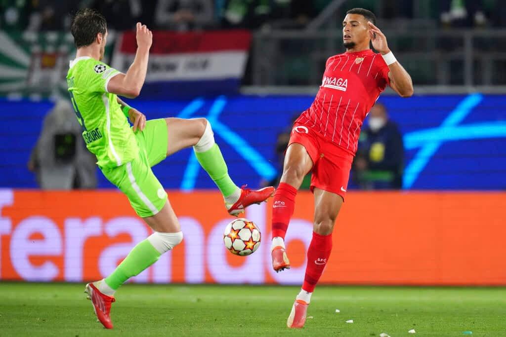 Wolfsburg 1-1 Seville