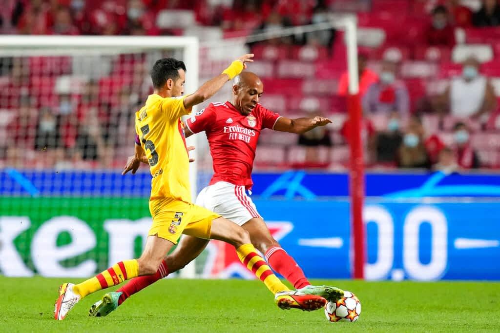 Benfica 3-0 Barcelona