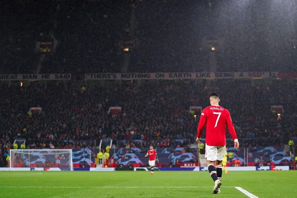 Manchester United 2-1 Villarreal