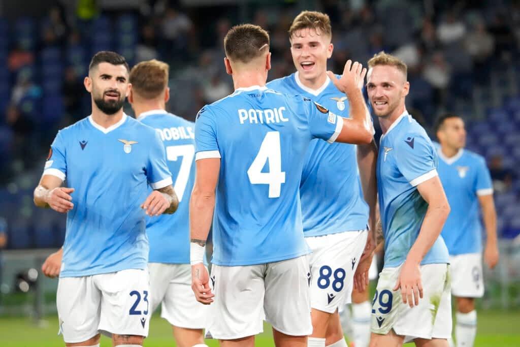 Lazio vs. Lokomotiv Moscow