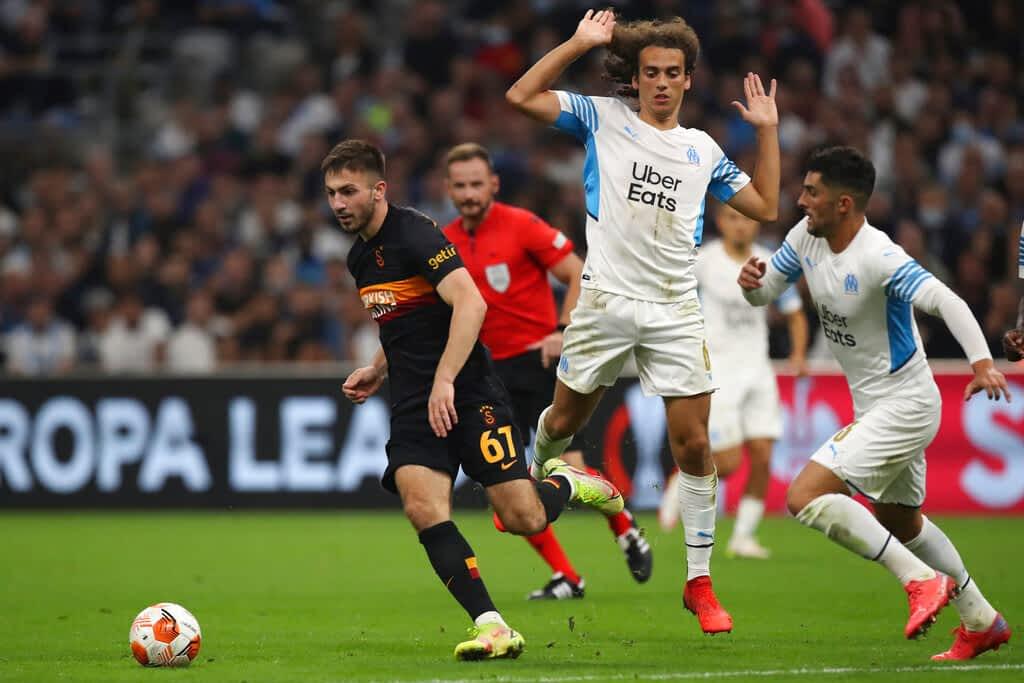 Olympique de Marseille vs. Galatasaray