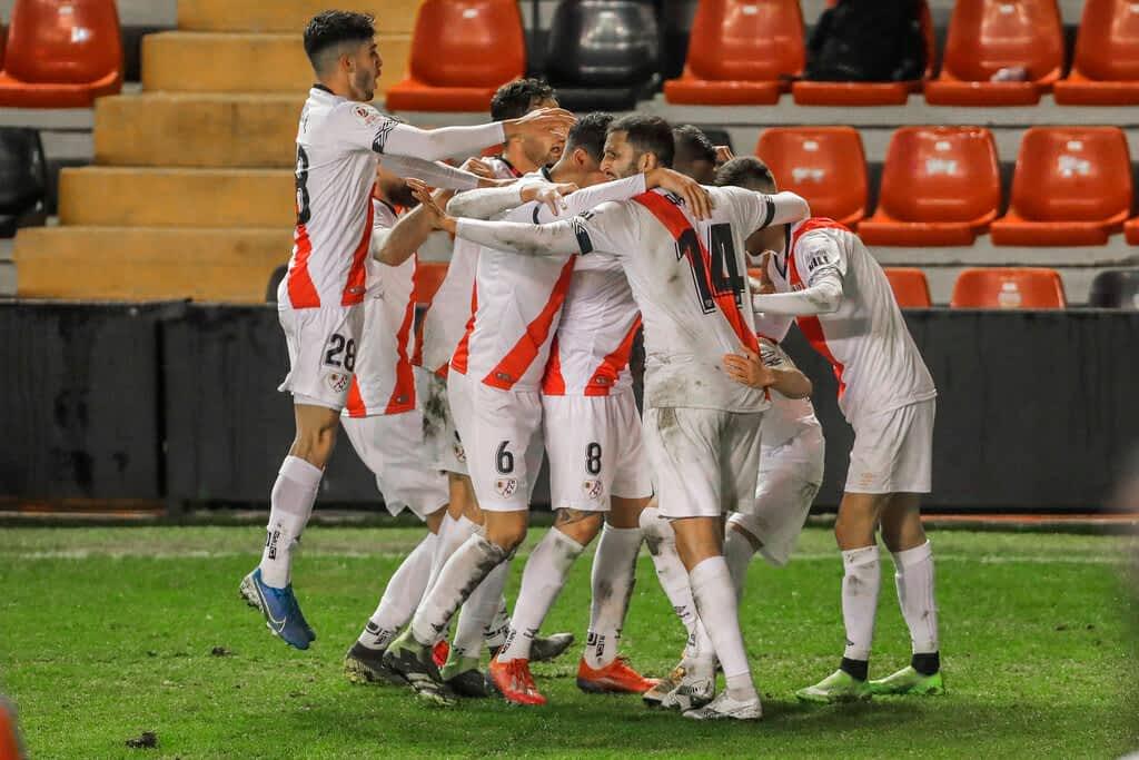 Rayo Vallecano 2-1 Elche