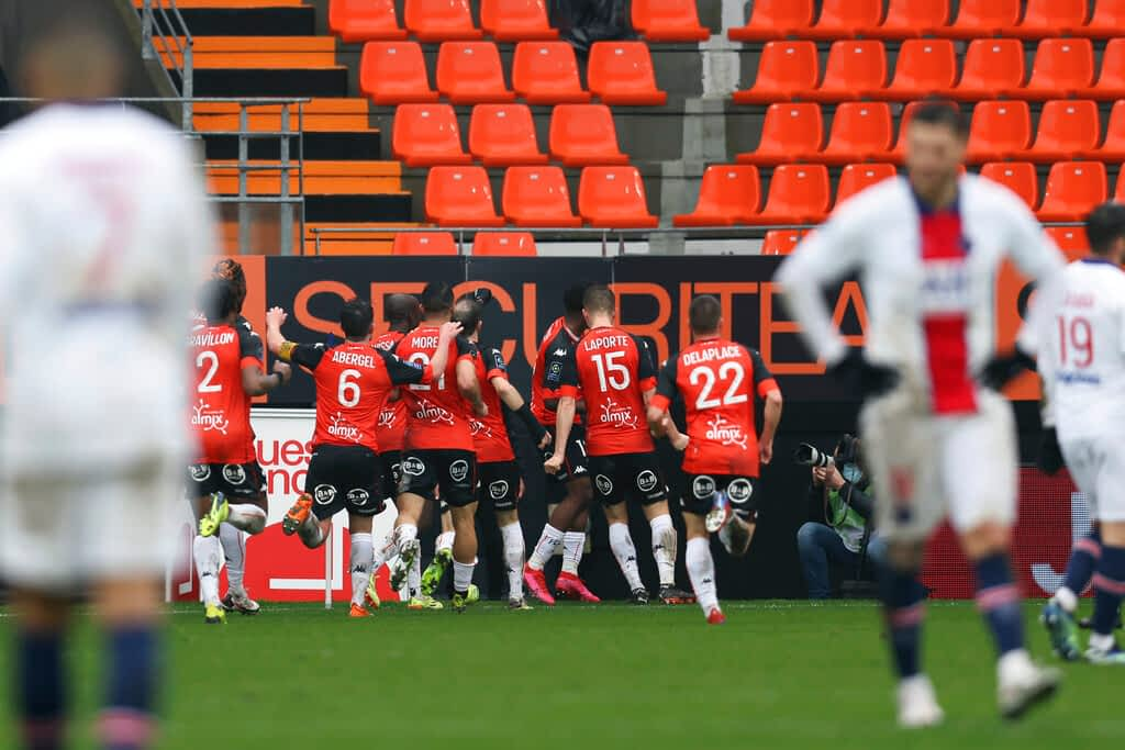 Olympique de Marseille vs. FC Lorient