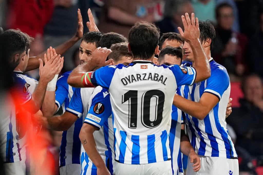 Real Sociedad 1-0 Mallorca