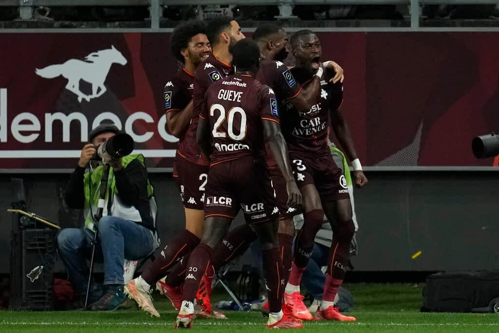 RC Lens vs. FC Metz