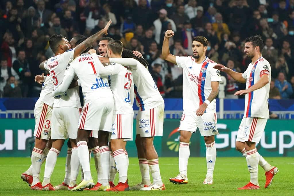 Lyon 2-0 AS Mónaco