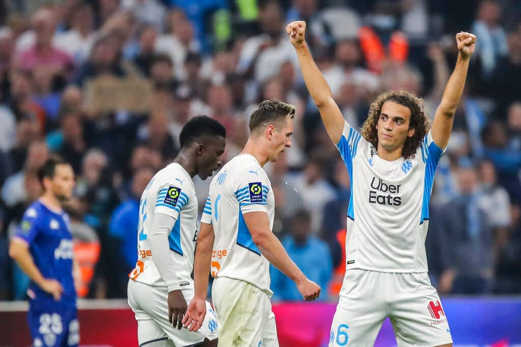 Olympique de Marseille 4-1 FC Lorient