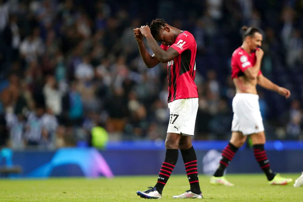 Porto 1-0 AC Milan