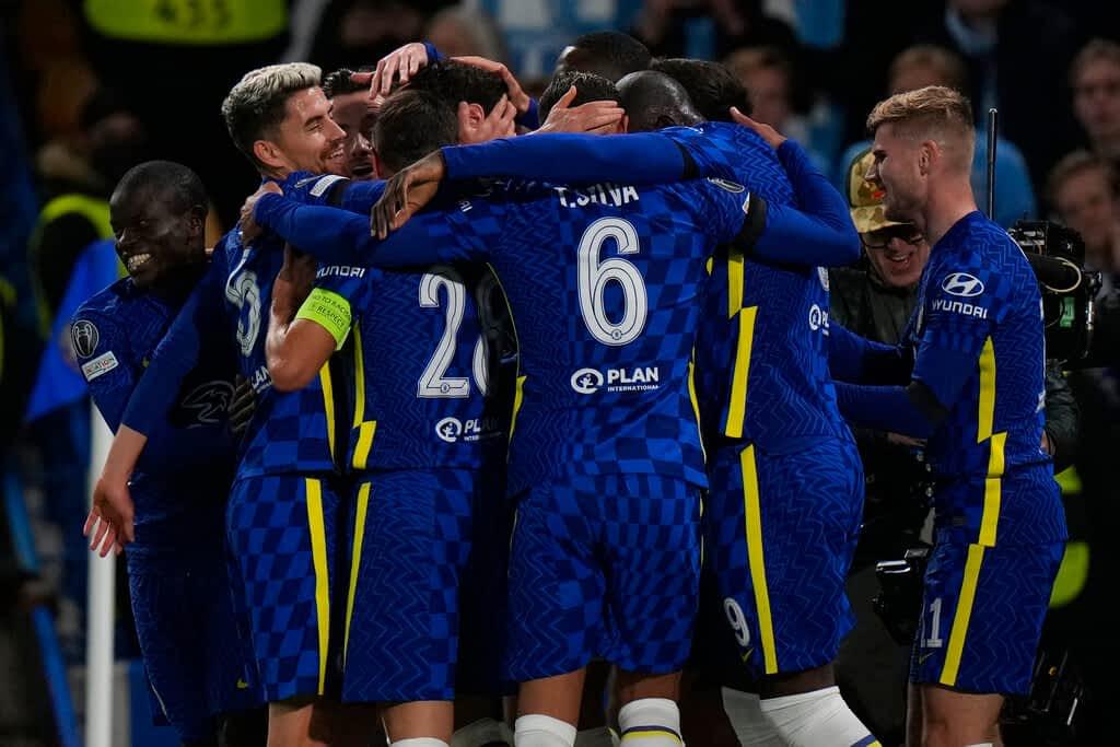 Chelsea 4-0 Malmö