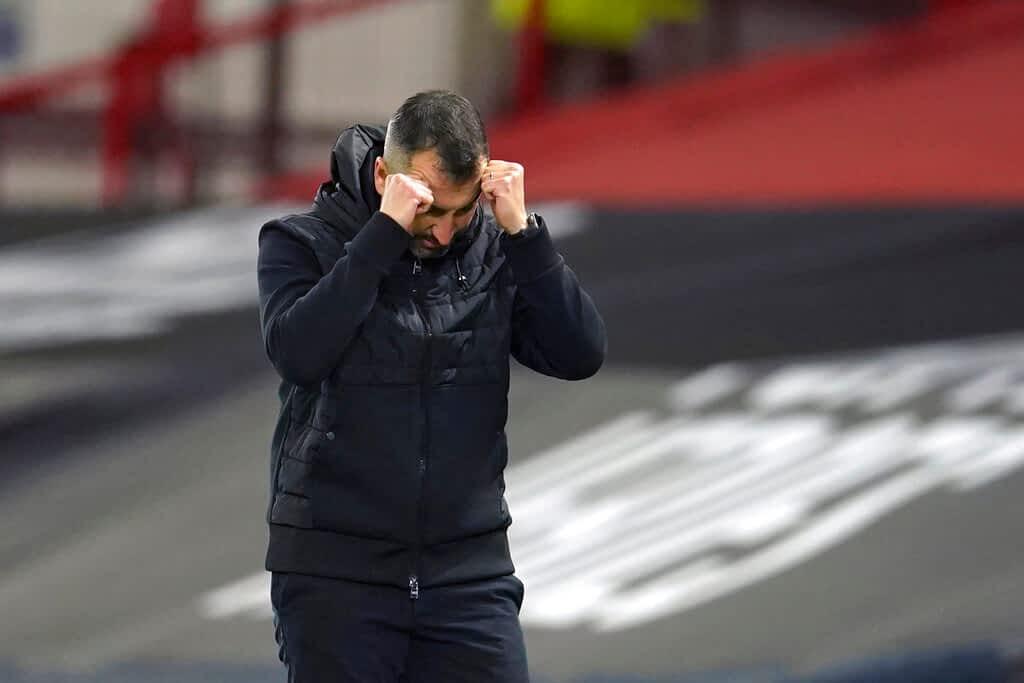 Osasuna 1-1 Granada