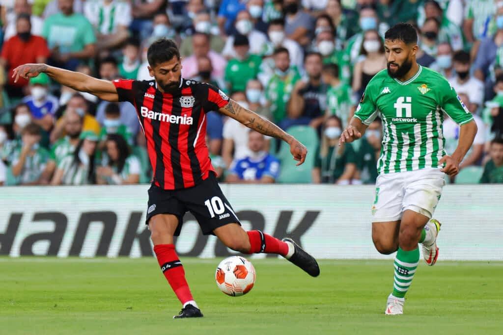 Real Betis 1-1 Bayer Leverkusen