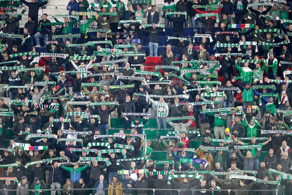 Rapid Viena 2-1 Dinamo Zagreb