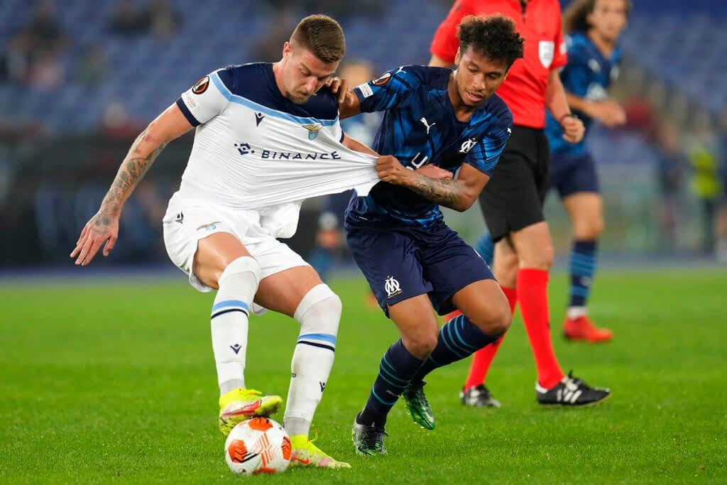 Lazio 0-0 Olympique de Marseille