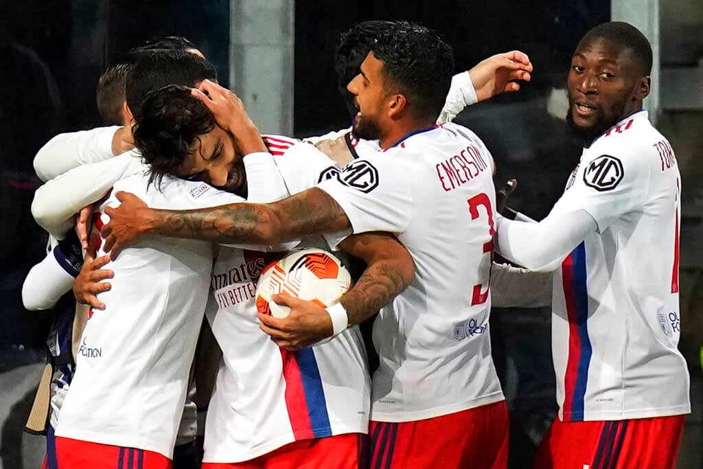 Sparta Prague 3-4 Lyon