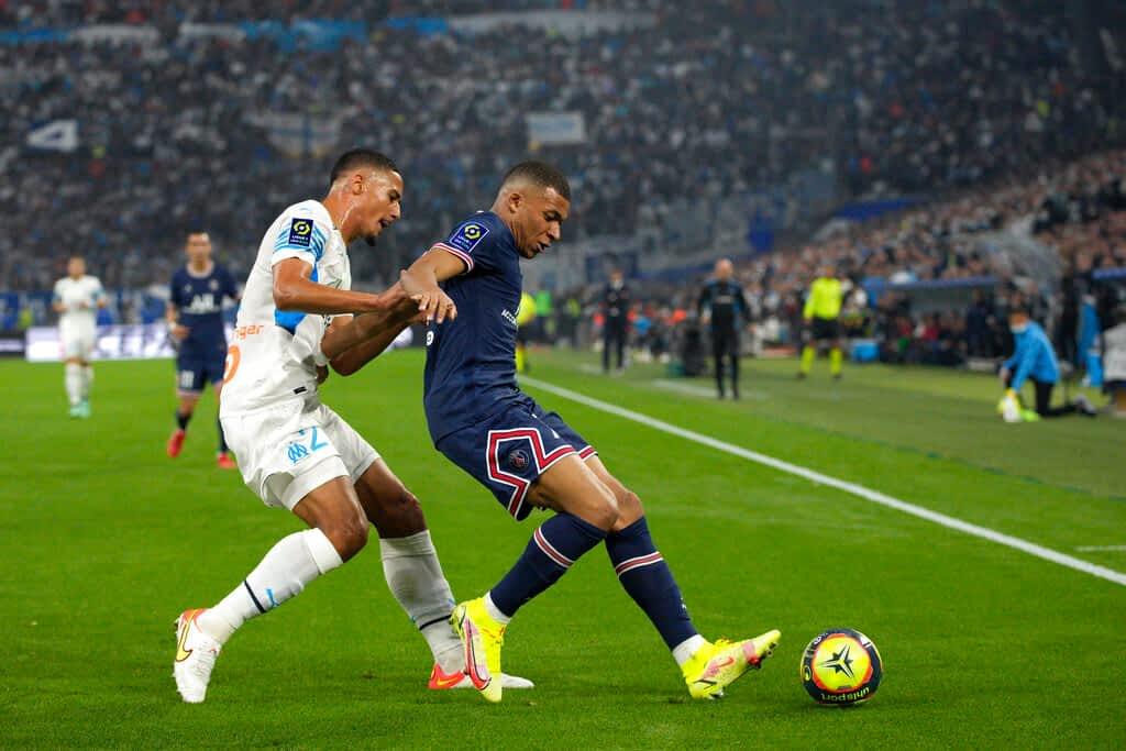 Olympique de Marseille vs. Paris Saint-Germain