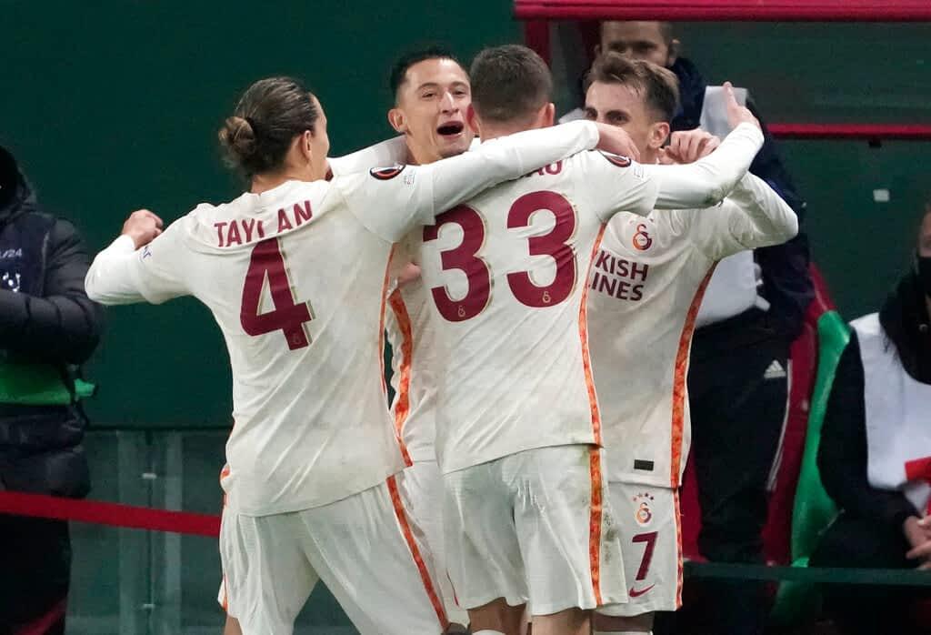 Lokomotiv Moscow 0-1 Galatasaray