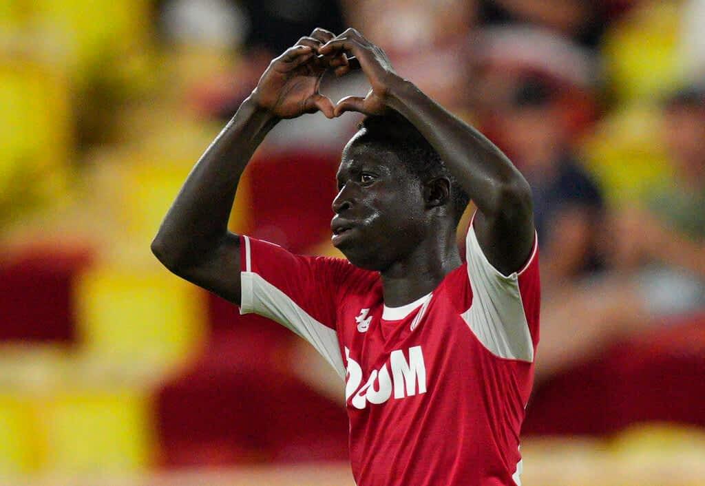 PSV 1-2 AS Mónaco
