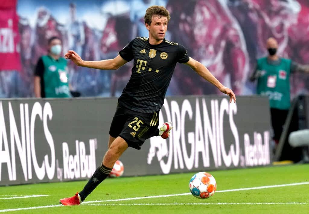 Greuther Fürth 1 - Bayern 3