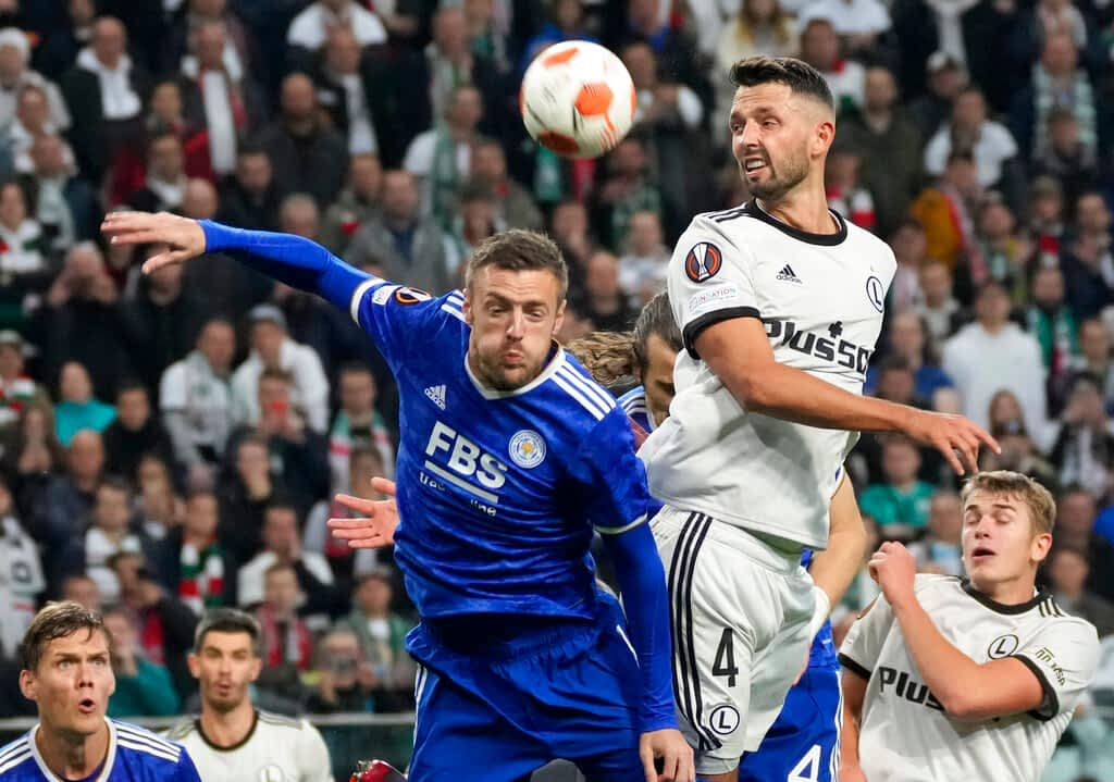 Legia Warsaw vs. Leicester City