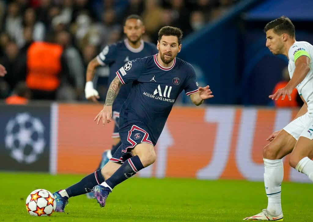 Paris Saint-Germain 2-0 Manchester City