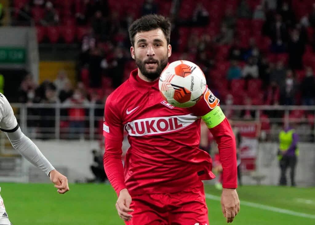 Napoli 2-3 Spartak Moscow
