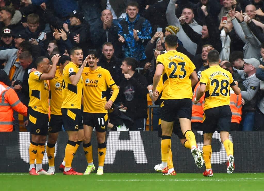 Aston Villa 2-3 Wolverhampton Wanderers