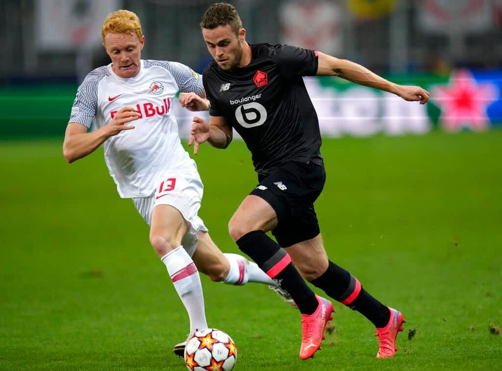 FC Salzburg 2-1 Lille